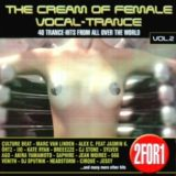 CD - The Cream Of Female Vocal Trance