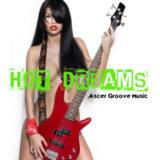 Lia auf der Compilation - Hot Dreams